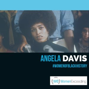 Women in Black History: Angela Davis