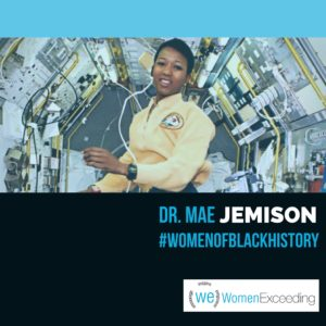 Women in Black History: Mae Jemison