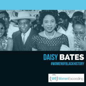 Women of Black History: Daisy Bates
