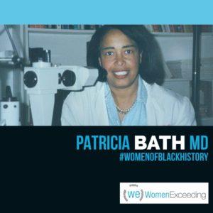 Women of Black History: Dr. Patricia Bath