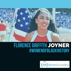 Women of Black History: Florence Griffith Joyner