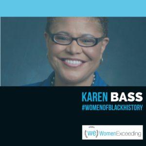 Women of Black History: Karen Bass