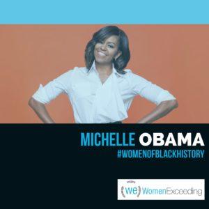 Women of Black History: Michelle Obama