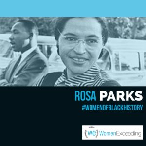 Women of Black History: Rosa Parks