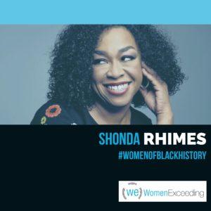 Women of Black History: Shonda Rhimes