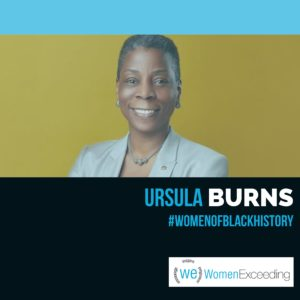 Women of Black History: Ursula Burns