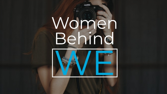 Women Behind WE: Brittney Williams, Events and Logistics Manager, Treasurer