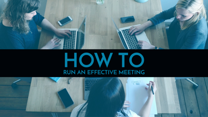 Women Reblog: How To Run An Effective Meeting